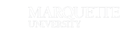 marquette university, be the difference logo