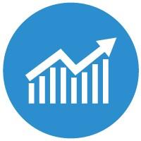 Icon for economy