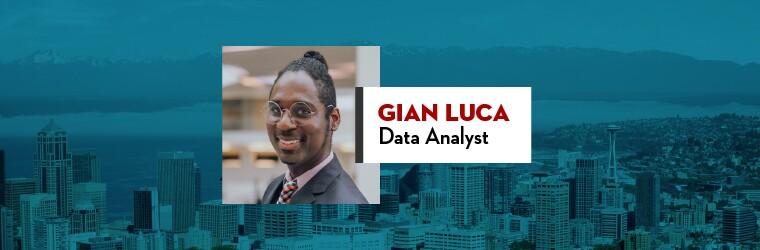 Seattle University Online MBA student Gian Luca