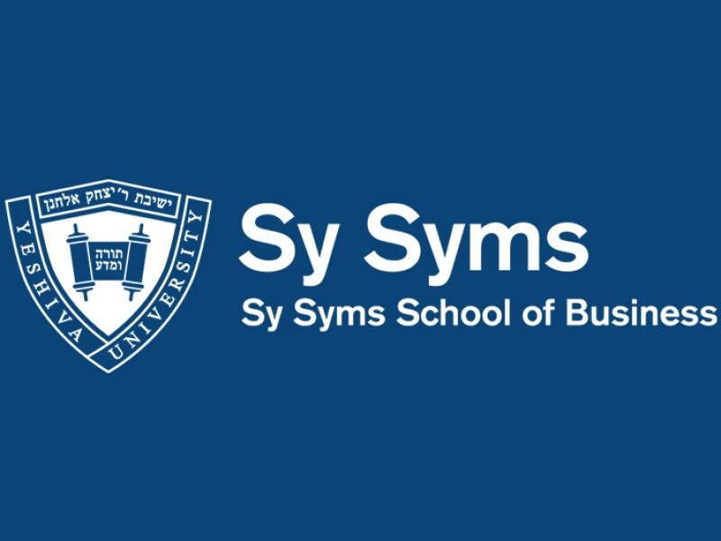 Sy Syms School of Business logo