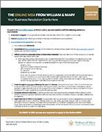 WM Online MBA Checklist icon