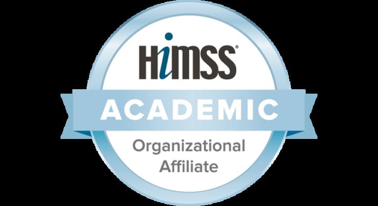 HiMSS Academic Organizational Affiliate
