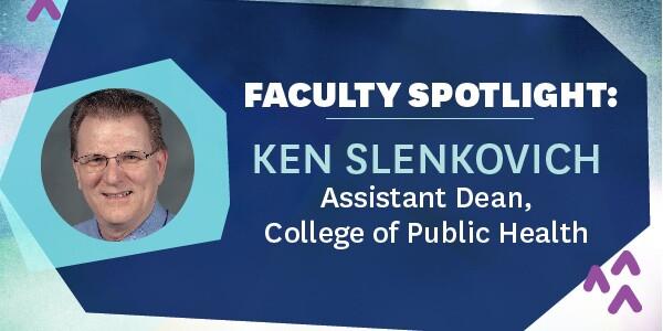 Slenkovich Faculty Spotlight