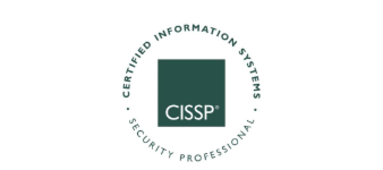 CISSP Security Professional Certification badge