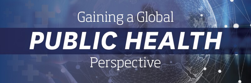Gaining a global Public Health Perspective publicity