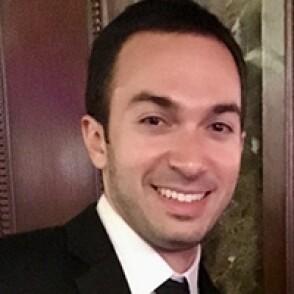 Katz faculty member Evan Millman