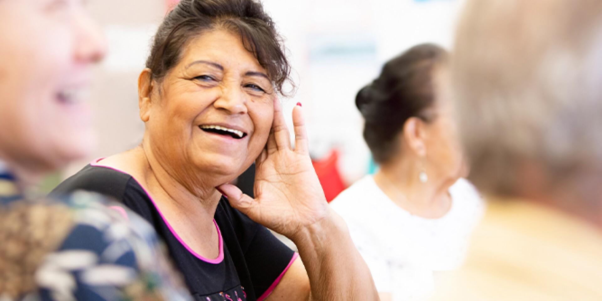 Older-Woman-Smiling-Laughing