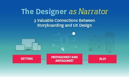 The Designer as Narrator