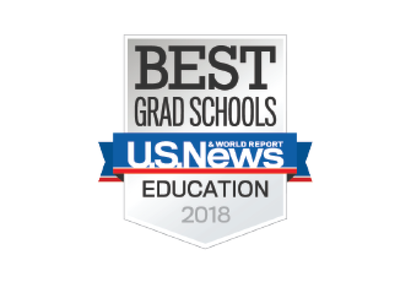 us news education graduate badge 2018