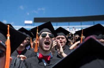Cheering-KU-Graduate