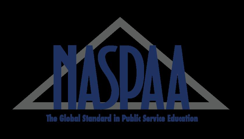 NASPAA The Global Standard in Public Serivce Education