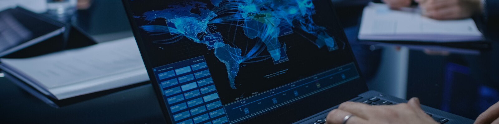 Digital graphs on a laptop