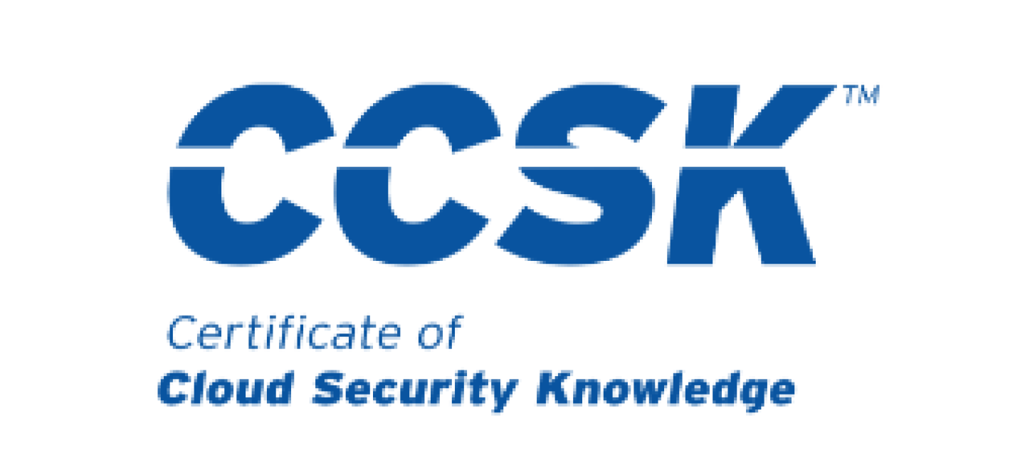 CCSK Cloud Security Knowledge certification badge