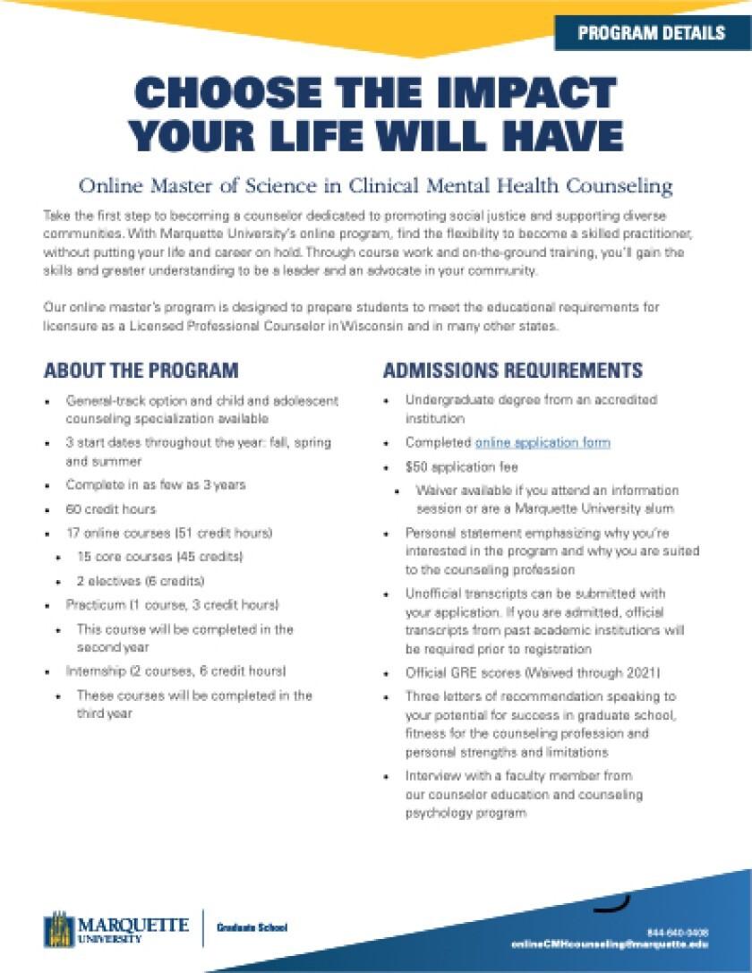 Application checklist for online graduate business programs