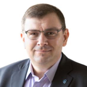 Katz faculty member Aleksandr Zhuk