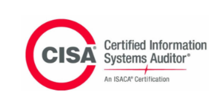CISA certification badge