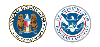 National Security Agency United States of America; U.S. Department of Homeland Security
