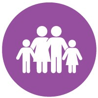 Icon for families