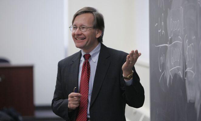 Cardozo professor