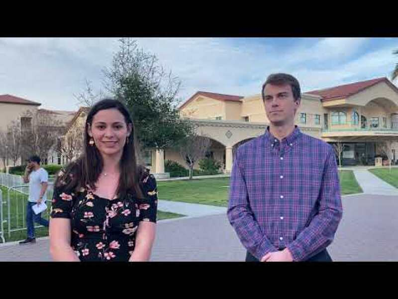 Santa Clara's Online Master's in Marketing Students