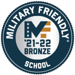 Military Friendly School '21-22 Bronze
