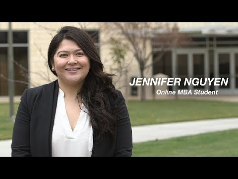 Voices of the Online MBA: Jennifer Nguyen