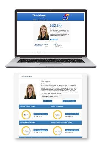 Special Education Students Digital Portfolio