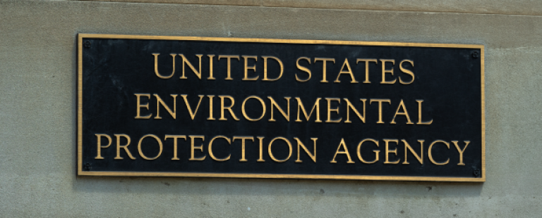 United-States-Environmental-Protection-Agency-Sign