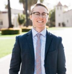 Charlie Hunts, MBA '20 Candidate