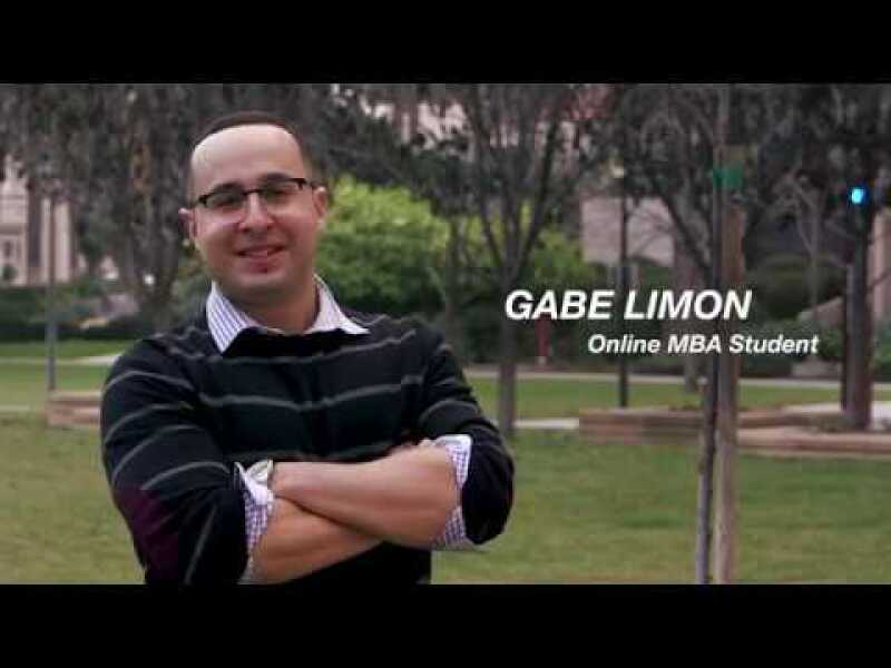 Voices of the Online MBA: Gabe Limon