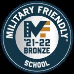 Military Friendly School `'21-22