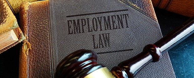 Law-Book-to-Employment-Laws