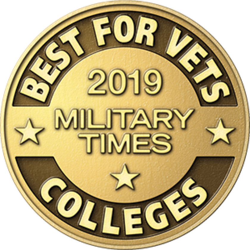 2019 Best For Vets Badge